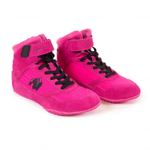 Gorilla Wear High Tops, Pink